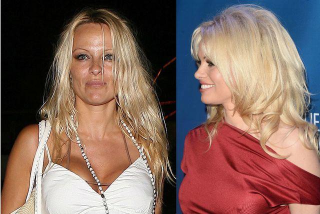 Slavne žene s ekstenzijama za kosu i bez njih - 6