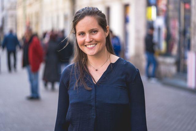 Američka spisateljica Katherine Arden (Foto: Sandro Sklepić)