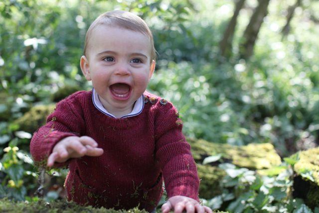 Princ Louis slavi prvi rođendan - 2