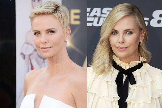 Slavne žene koje dobro izgledaju s kratkom i dugom kosom - 4