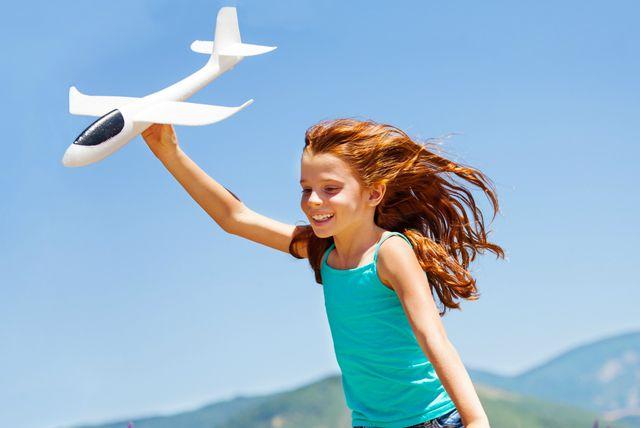 Nova kampanja potiče djevojčice da postanu pilotkinje