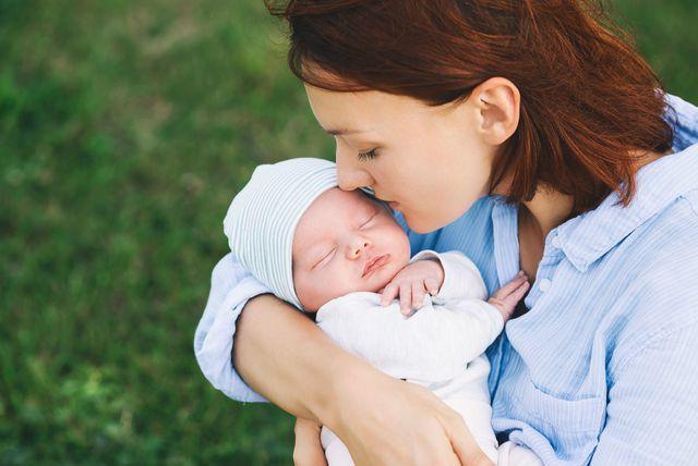 Mama i njezina beba