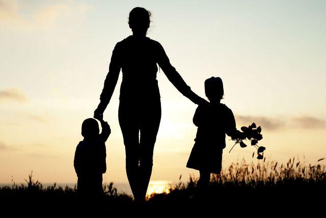 Majka s djecom