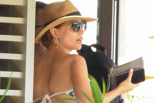 Lejla Filipović na odmoru