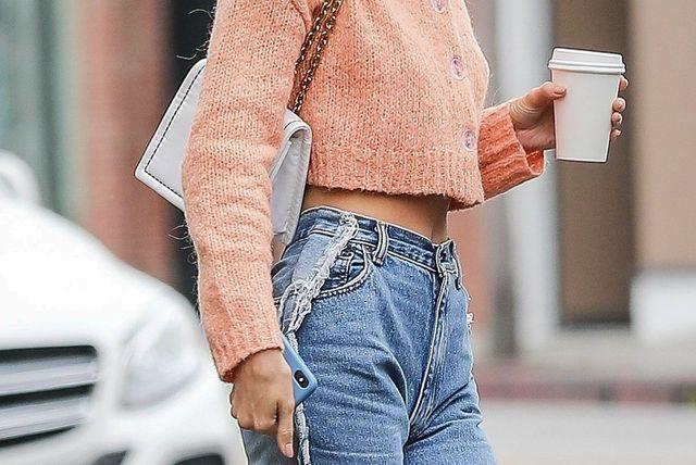 Kendall Jenner u trapericama brenda Oblanc