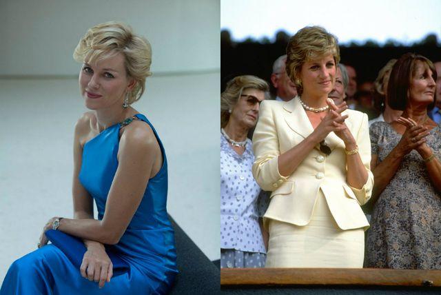 Naomi Watts/Princeza Diana