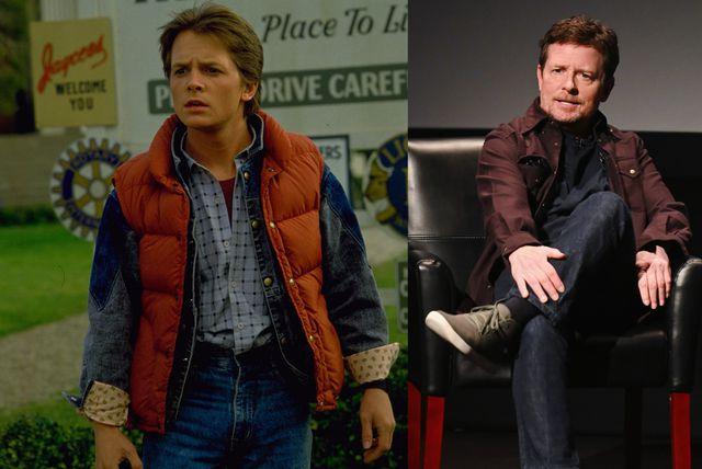 Nekad i sad: Glumci filma Povratak u budućnost - 11