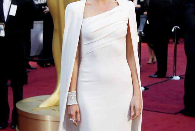 Gwyneth Paltrow u haljini Toma Forda na dodjeli Oscara 2012. godine