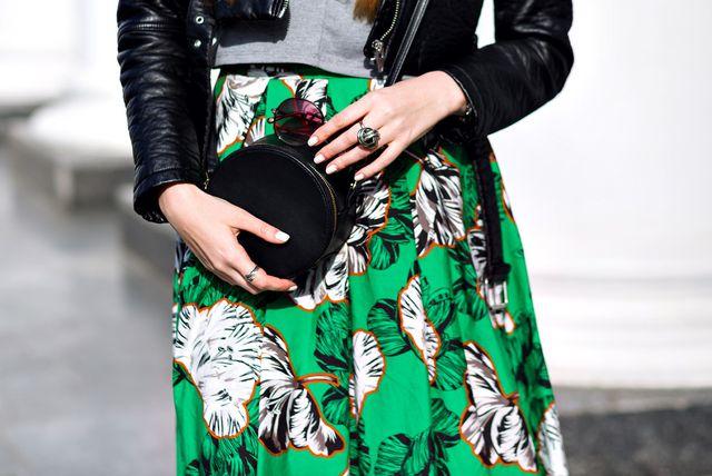 Duge suknje s uzorkom bit će hit i ove jeseni
