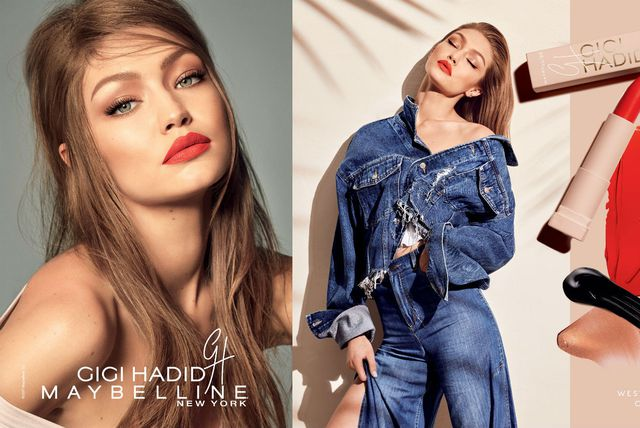 Gigi Hadid make-up linija za Maybelline New York, kolekcija \'West Coast\' - 9