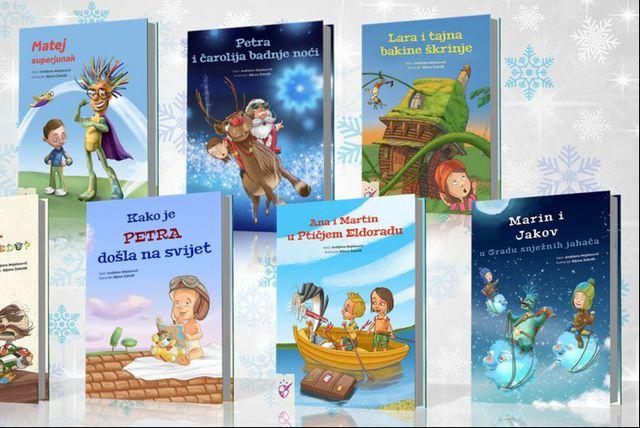 Personalizirane priče i bajke za djecu iz Tvornice snova - 6