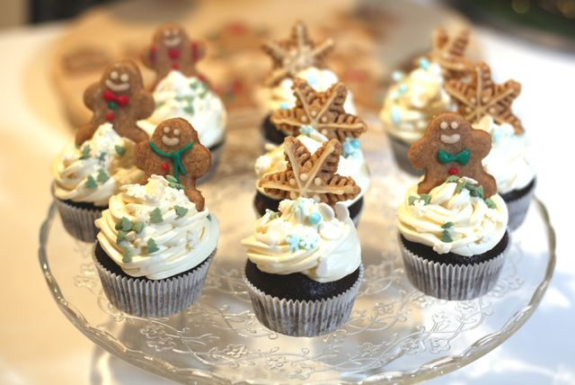 Prigodni blagdanski kolačići