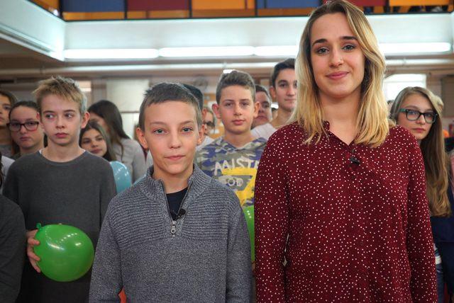 Luka Gnjidić i Patricija Marelja