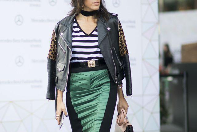 Street style dama