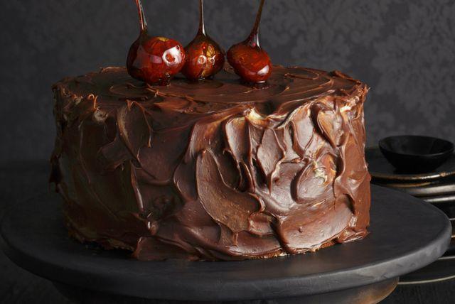Torta od kesten-pirea i čokolade