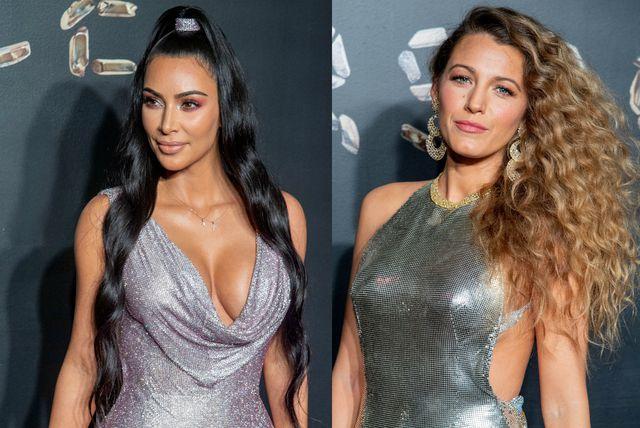 Kim Kardashian i Blake Lively u mini haljinama - 4
