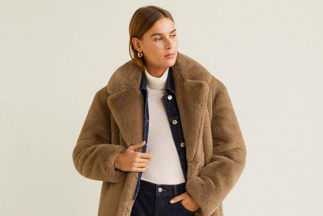 Faux fur kaputi u modi su i ove jesensko-zimske sezone