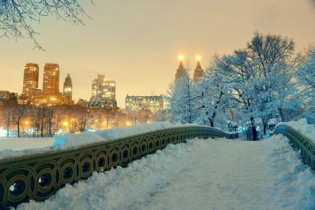 Božić u New Yorku