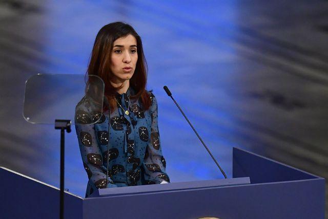Nadia Murad dobitnica je Nobelove nagrade za mir 2018. godine