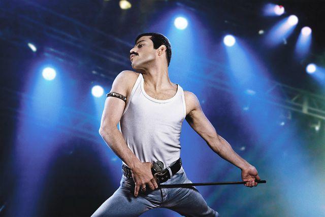 Rami Malek kao Freddie Mercury