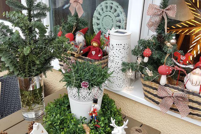 Maja Bešenić posebnu pažnju posvećuje božićnom ukrašavanju