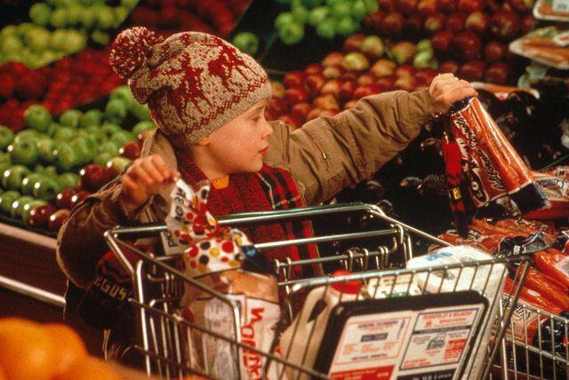 Kevina McCallistera glumio je Macaulay Culkin