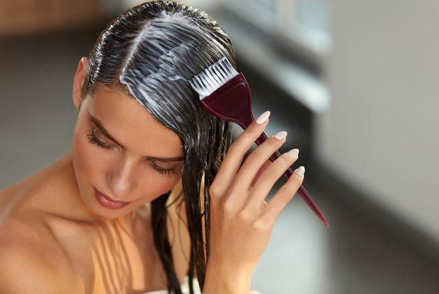 Bojanje kose kod kuće
