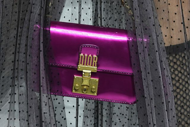 Torba modne kuće Dior