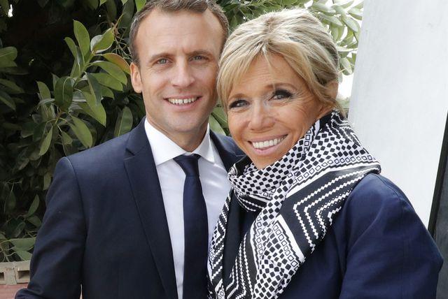 Brigitte Macron u \'muškoj\' odjevnoj kombinaciji - 5