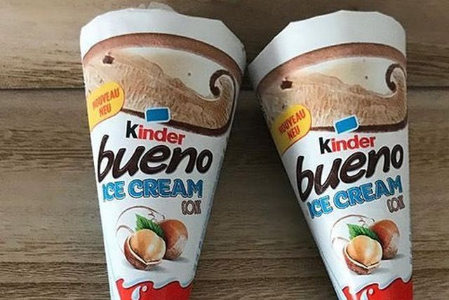 Kinder Bueno sladoled