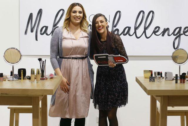 Finalistice Avon makeup challengea (Foto: PR)