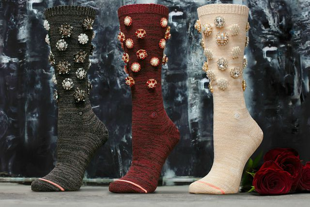Modeli čarapa iz Rihannine kolekcije za brend Stance