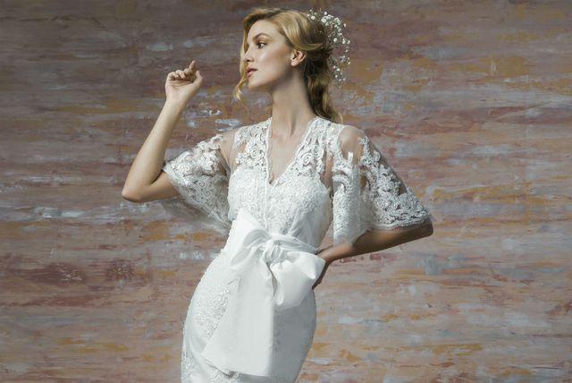 Vjenčanica dizajnerice Diane Viljevac (Foto: Karmen Poznić)