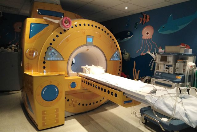 Novi izgled uređaja za magnetnu rezonanciju u Klaićevoj bolnici - 2