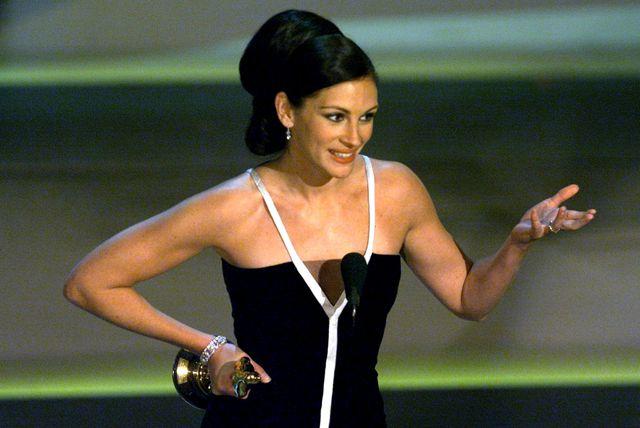 Julia Roberts u na dodjeli Oscara 2001. godine