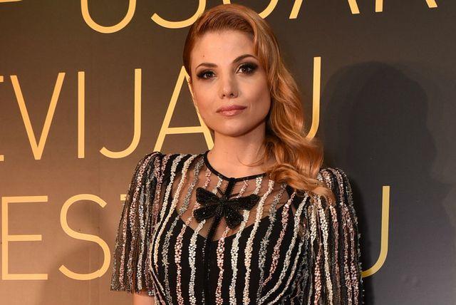 Lejla Filipović i 14. Oscar revija - 3