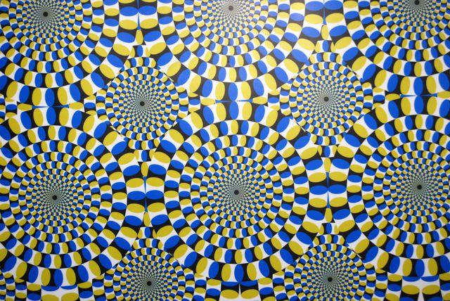 Optička iluzija koja otkriva vašu razinu stresa