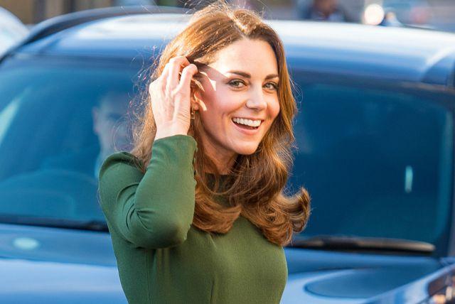 Catherine Middleton u haljini sa snažnom porukom