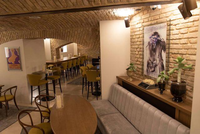 U novootkrivenom prostoru Kazališne kavane Kavkaz otvoren je Piano bar - 7