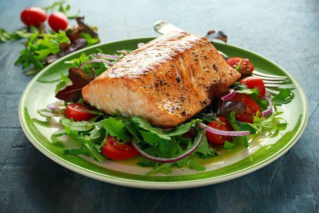 Losos se smatra jednom od najzdravijih riba