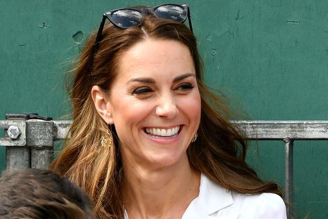 Catherine Middleton na 2. danu Wimbledona