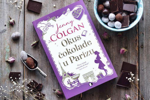 \'Okus čokolade u Parizu\' Jenny Colgan