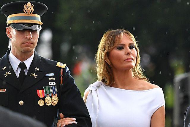 Melania Trump na proslavi Dana nezavisnosti u Washingtonu