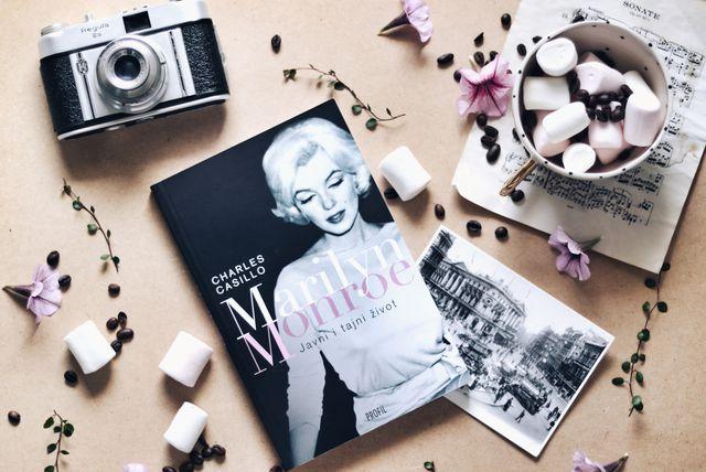 Biografija \'Javni i tajni život Marilyn Monroe\'