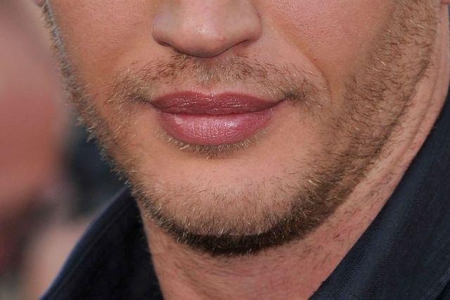 Neki se slavni muškarci lako prepoznaju po usnama