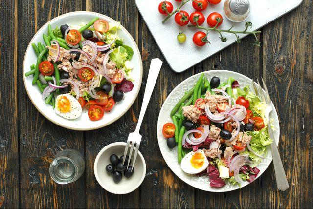 Bogata i zasitna ljetna salata