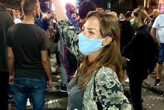 Novinarka Milica Božinović