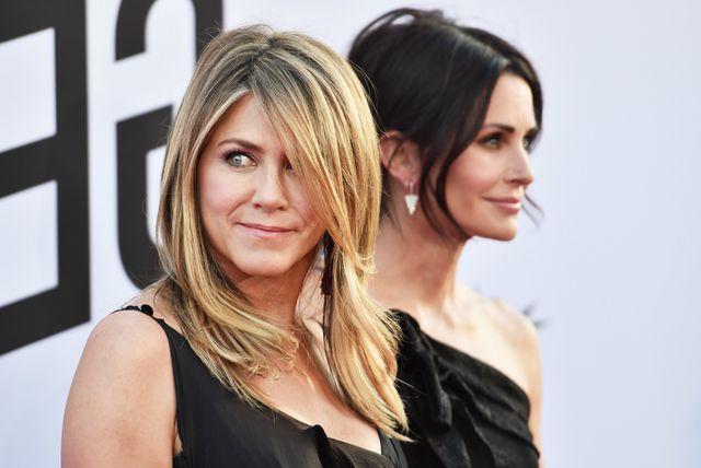 Jennifer Aniston i Courteney Cox
