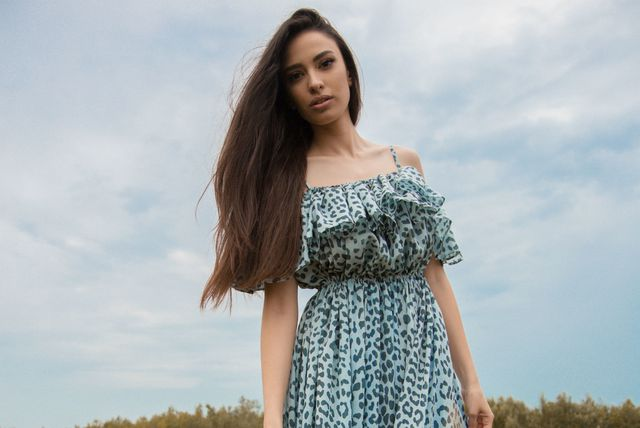 Kolekcija za ljeto lepršavih i romantičnih haljina Lilith by Katarina Baban - 7