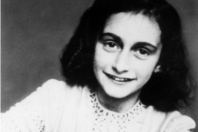 Anne Frank kada je imala 11 godina